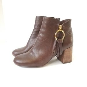 See By Chloe louise boots size 7.5/37.5